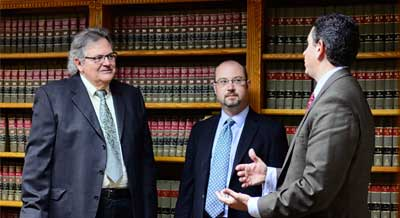 Rizzo Lawyers Discussing Case Kenosha, kenosha attorney, kenosha lawyer, Wisconsin, Illinois, Racine